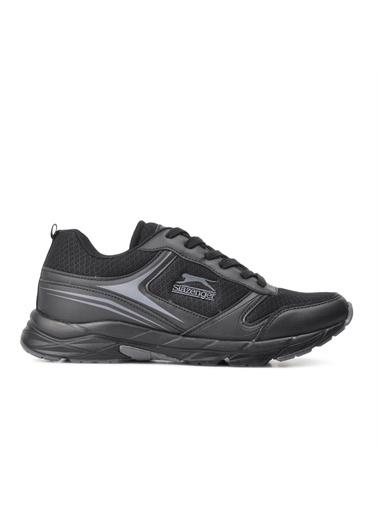 Slazenger Slazenger ZETEL Yürüyüş Kadın Ayakkabı    Siyah